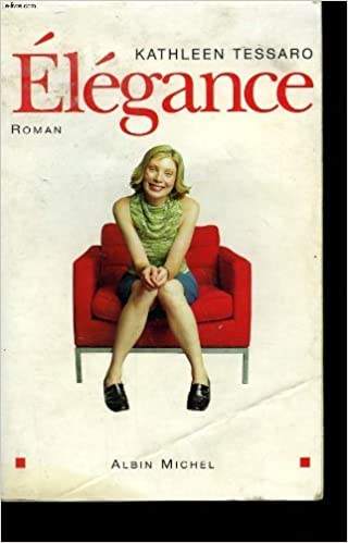 Book Elegance: A Novel