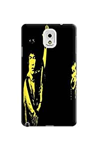 well-designed cool fashionable Popular Bruce Lee Unique Design for Samsung Galaxy note3 TPU Phone Case