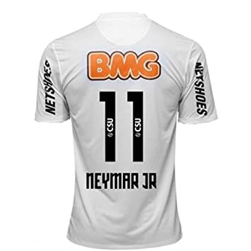 35c5b9f246c Santos FC NEW NEYMAR Home Football Shirt/Jersey and Shorts (Small/Medium /