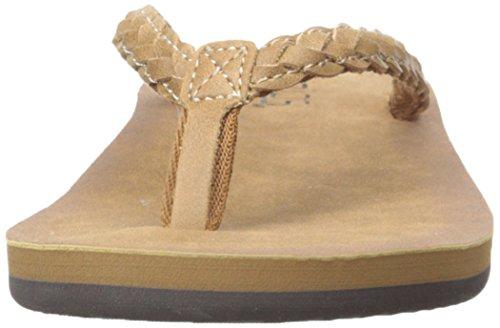 Flojos Womens Sky Dress Sandal Tan 63a69lWk6