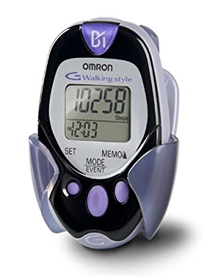 Omron HJ-720ITC Pocket Pedometer  with Health Management Software