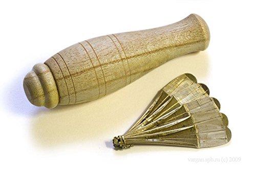Jew's Harp - Quintuple Kou-Xiang - Chinese Kou-xiangs Chinese Percussion