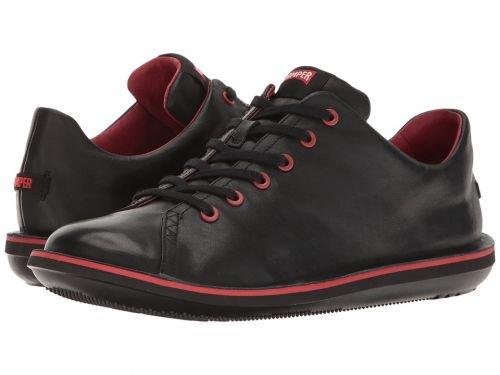 Camper(カンペール) メンズ 男性用 シューズ 靴 スニーカー 運動靴 Beetle Lo-18648 - Black Leather [並行輸入品] B07C8FHVRB