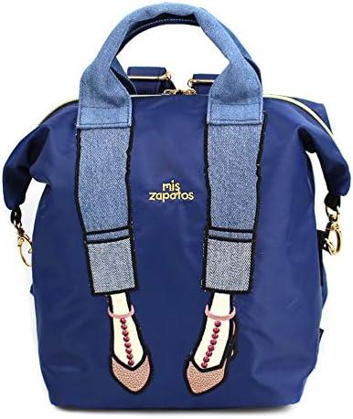 Mis Zapatos Women Fashion Backpack Shoulder Bag