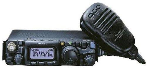 Yaesu FT-817ND HF VHF UHF Ultra Compact HF Amateur Transceiv