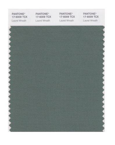 (PANTONE Smart 17-6009X Color Swatch Card, Laurel Wreath)