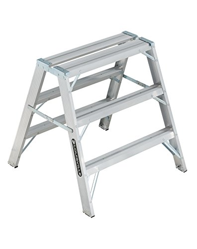 Louisville Ladder 3-Foot Aluminum