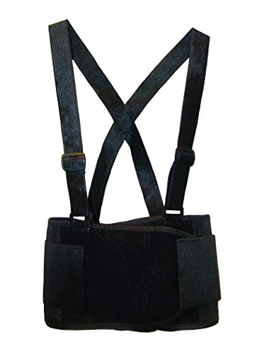 SAS Safety 7165 54-58 Inch Deluxe Back Support Belt, XX-Large by SAS Safety (Image #3)