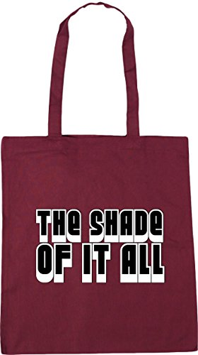 42cm 10 Tote it The shade x38cm of all Burgundy Beach HippoWarehouse litres Bag Shopping Gym 4Bvqnn