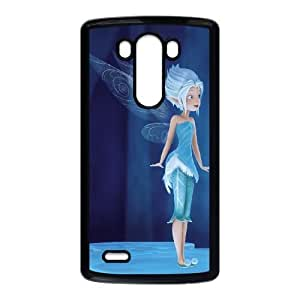 LG G3 Black phone case Periwinkle Disney Fairies JGP5004865