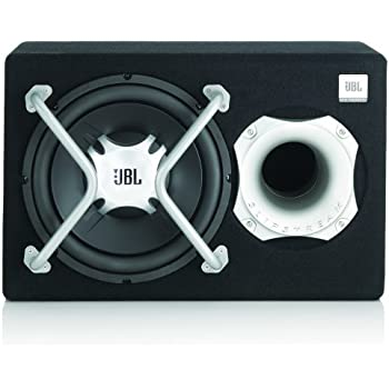 JBL GT-BassPro12 12-Inch (300mm) Car Audio Powered Subwoofer System