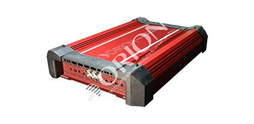 Orion HCCA1500.4 Competition Series 4-Channel Amplifier