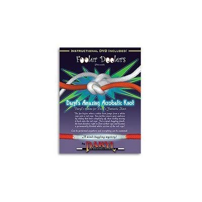 Acrobatic Knot (with DVD) by Daryl - Trick: Toys & Games
