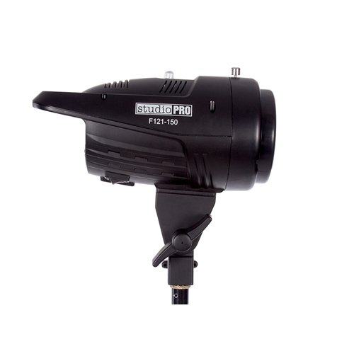 Fovitec StudioPRO Professional Photography Studio 150W/s Monolight Strobe Flash Head with Bowens Style Mount