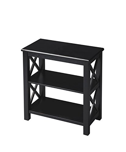 Butler Specialty Company Bookcase, Black Licorice