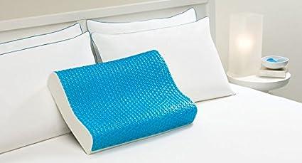 comfort revolution memory foam hydraluxe contour pillow standard - Comfort Revolution Pillow