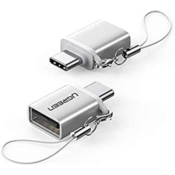 Amazon Com Ugreen Usb C To Usb Adapter 2 Pack Usb C Otg