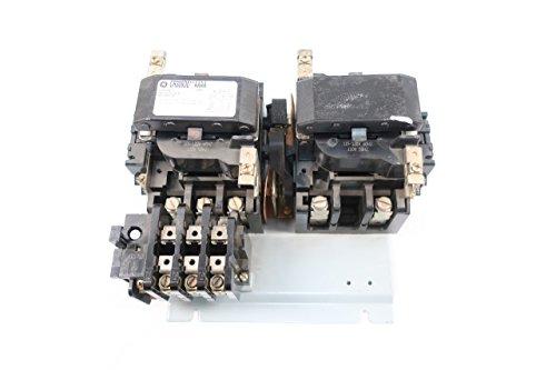 GE CR309D002AAAA Size 2 Motor Starter 45A 115-120V-AC 25HP D606187 ()
