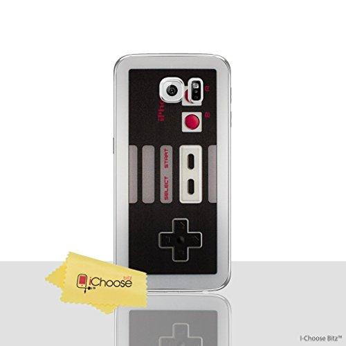 Controlador de Consola Funda/Cubierta del Teléfono para Samsung Galaxy S8 (G950) con Protector de Pantalla / Silicona Suave de Gel/TPU / iCHOOSE / Gameboy Advance NES