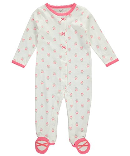 Carters Baby Girls Cotton Sleep