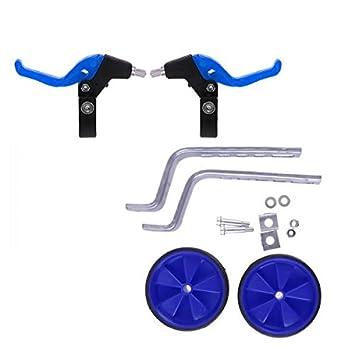 fityle bicicleta infantil de aprendizaje ruedas para niños de 12 a 20 (+ palancas de frenos para bicicleta: Amazon.es: Deportes y aire libre
