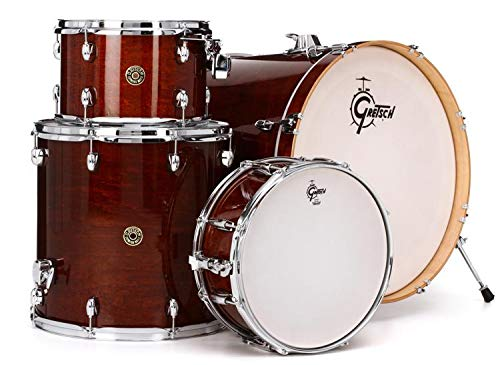 - Gretsch CM1E824SWG Catalina Maple CM1 4-Piece Shell Pack with 22