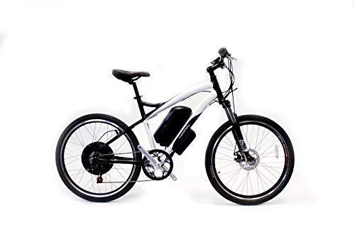 Cyclotricity Electric Bike, Stealth 1000w 12ah 20',Lithium-Ion electric motor bicycle, e-Bike, Power eBike