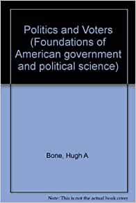 Foundations of American Government Book Cover