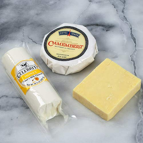 Trio of Canadian Cheeses (1.6 pound)