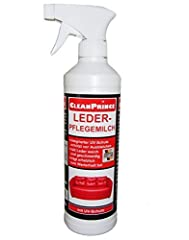 Leder-Pflegemilch 500 ml