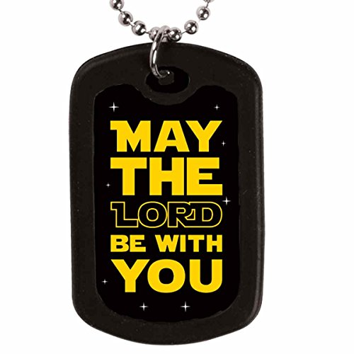 May The Lord Faith Tag Christian (Kerusso Christian Necklace)