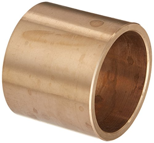SAE 841 Powdered Metal Pack of 3 Bearing 1//2 Bore x 5//8 OD x 1 1//4 Length Bunting Bearings ECOP081020 ECO Oiled Sleeve Plain