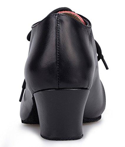 TDA - Sandalias con cuña mujer 4.5cm Heel Black