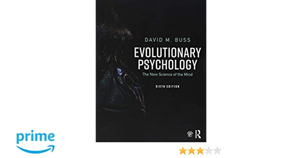 Evolutionary Psychology The New Science Of The