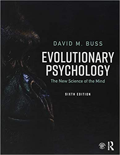 Amazon Com Evolutionary Psychology The New Science Of The