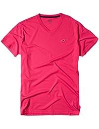 Men's Tee Graphic T-Shirt V Neck