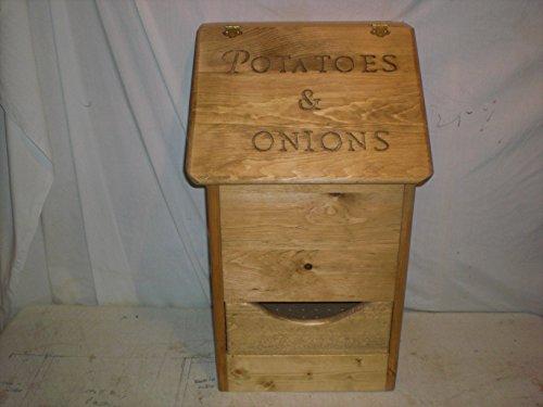 potatoe and onion bin