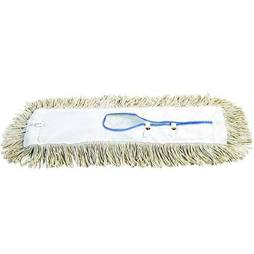 O-Cedar JAN136 24'' Economy Dry Dust Mop Replacement Heads (Pack of 12) by O-Cedar