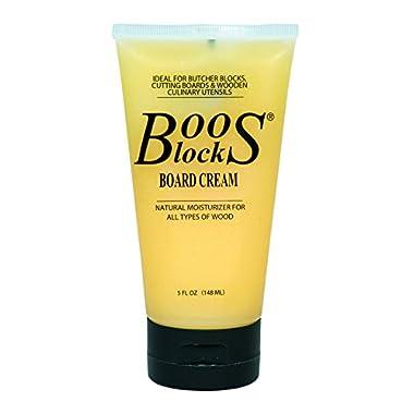 John Boos Butcher Block Board Cream, 5 ounce Tube