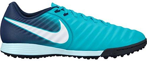 Nike Mens Tiempo Ligera Iv Tf Fotboll Knap (gamma Blå, Glaciär Blå)