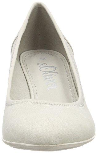 cloud Zapatos Azul Mujer De oliver S Para 22301 Tacón Wqxwv6c8aT