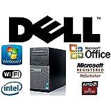 Gamer 4GB HDMI AMD Radeon HD7670 Intel Quad Core i5 3.2GHz Windows 7 Pro / 8GB RAM/New Huge 1TB Solid State Drive SSD/WiFi/Desktop Computer