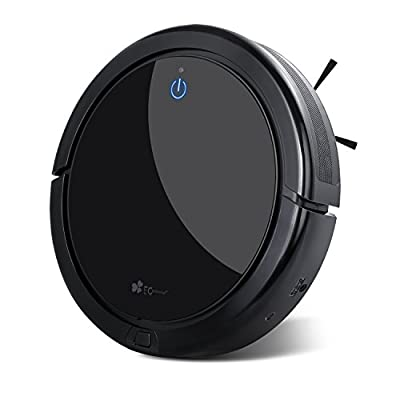 EC Technology Robotic Vacuum Cleaner High Suction Drop-Sensing Technology Smart Scheduling