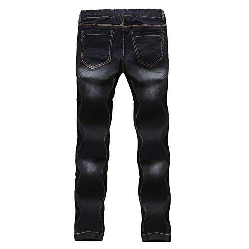 Uomo Jeans Targogo Jeans Uomo Jeans Targogo Nero Nero Targogo wtBf0B