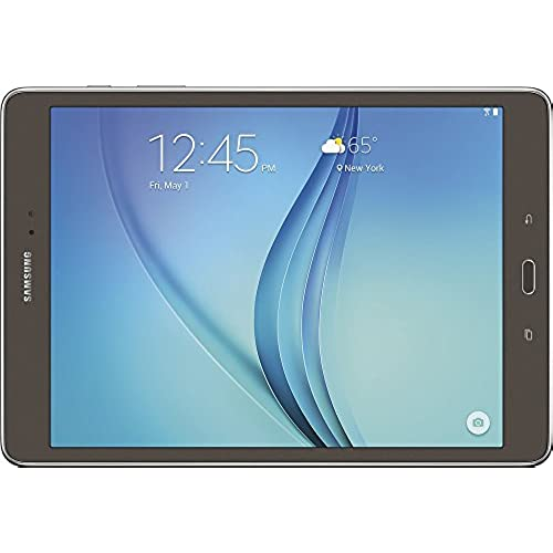 Samsung - Galaxy Tab A - 9.7 - 16GB - Smoky Titanium As The Picture Shows Coupons