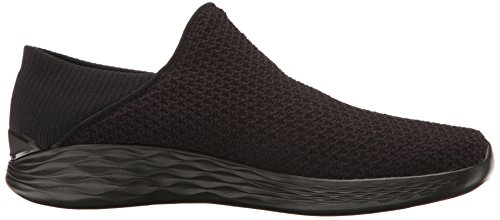 Slip Sneaker on Skechers Schwarz Schwarz Damen You Bbk WUTTn4187
