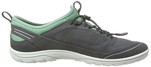 Ecco Arizona Damen Outdoor Fitnessschuhe Grau (darkshad / Darksha / Granitegreen 59431)