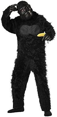 Disfraz de gorila niño - De 8 a 10 años: Amazon.es: Productos para ...
