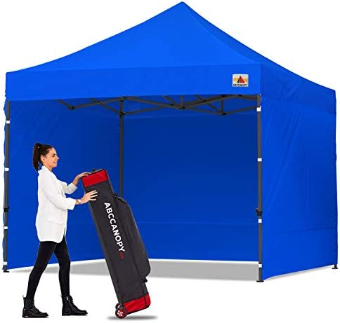 ABCCANOPY Canopy Tent Popup Canopy 10×10 Pop Up Canopies Commercial Tents Market'stall