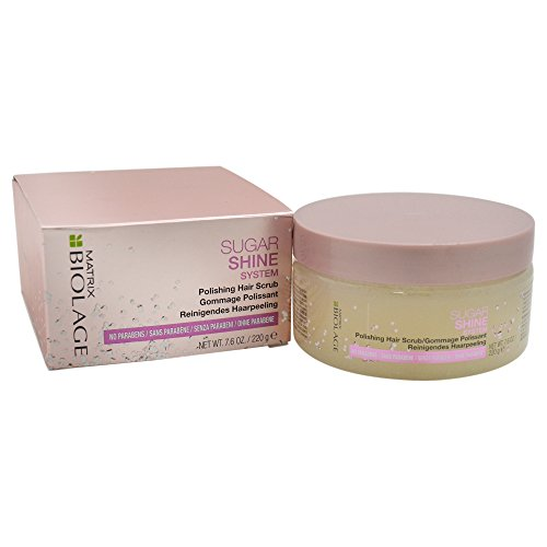 Matrix Unisex Biolage Sugar Shine Polishing Hair Scrub, 7.6 Ounce
